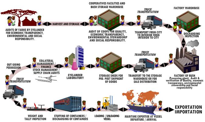 process flow diagram vs value stream map exportation  amp  importation  exportation  amp  importation