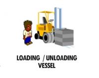 LOADING / UNLOADING VESSEL