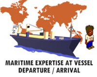 MARITIME EXPERTISE AT VESSEL DEPARTURE / ARRIVAL