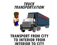 TRANSPORT FROM CITY TO INTERIOR FROM INTERIOR TO CITY