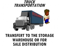 TRANSPORT FROM FACTORY TO WAREHOUSE / WAREHOUSE TO FACTORY
